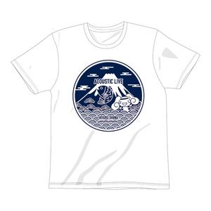 HEKIRU SHIINA 2018 夏祭り Tシャツ【ホワイト】