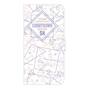 HEKIRU SHIINA 手帳型スマホケース