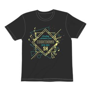 HEKIRU SHIINA 2018-2019 カウントダウンTシャツ